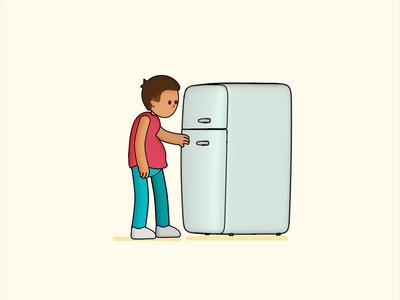 The fridge we need