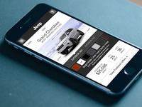 jeep • mobile site