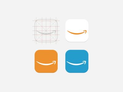 005 • App Icon 005 daily ui concept amazon icon app