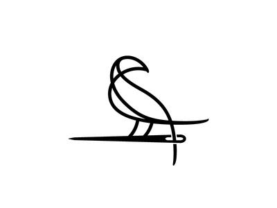 Bird Thread Needle
