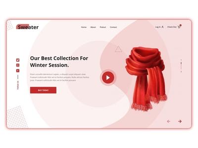 Web-store - Header Exploration