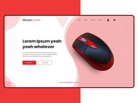 Mouse Store- Header Exploration