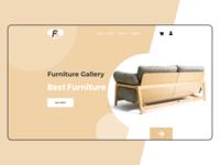 Furniture Gallery Web Header