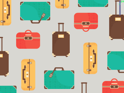 Some Suitcases