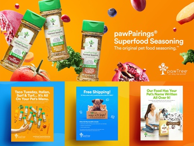 pawPairings Superfood Seasoning
