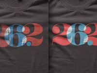 26.2 T-shirt concept