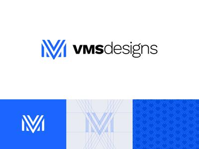 Personal Branding - VMS Designs New Logo