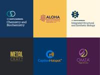 Logo Collection Vol. 1 Behance | Logos, Marks, Brand Identity