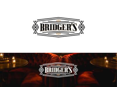 Logo Design for High End Cocktail Bar