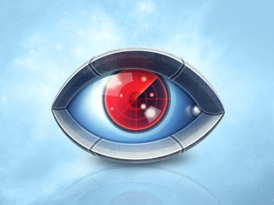 The eye icon for windows applications