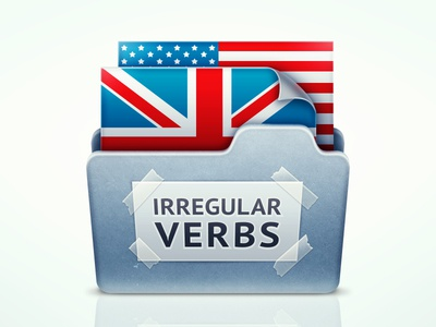Irregular verbs Android app icon