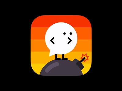 BOOM CHAT iOS icon