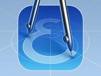 Euclidea iOS app icon