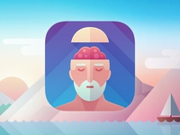 Psychological tests iOS icon