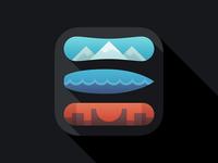 Boards iOS icon