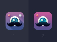 Photo fun iOS icon