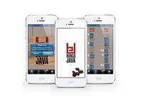 Bongo Java App Mock Up