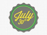 July 30th