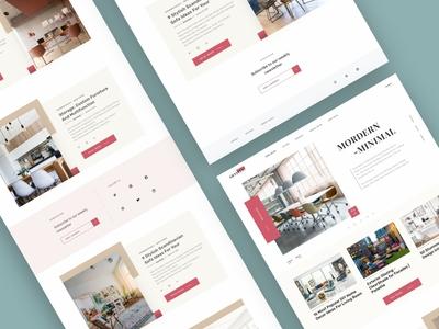 Artistic. Interior Design Blog