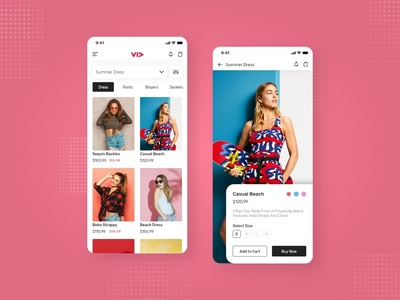 Cloth Ecommerce App