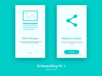 Daily UI 023 - Onboarding Pt. II