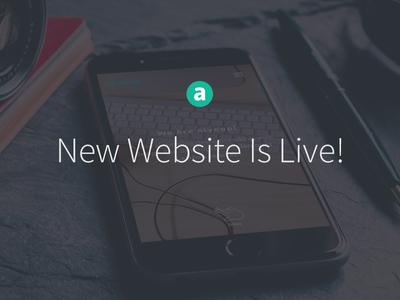 Alyoop Website 2.0 is Live web ui ux photography typography animation new studio hero design