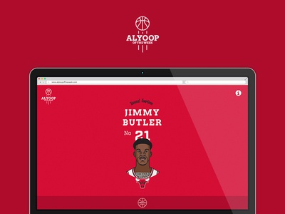 Alyoop of the Week Website Live web design logo ui one page video ux typography illustration vector