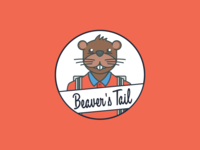 Beaver's Tail Logo Alternative