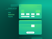 """For the challenge """"Daily UI"""". N 002 """"Credit card checkout""""."""