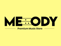 Music Store Logo Concept