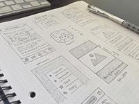 Sketches for Apollo