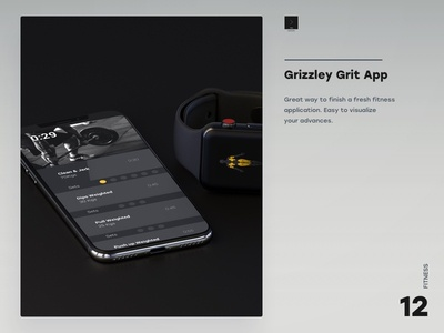Grizzley Grit App
