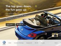 Volkswagen Redesign Teaser