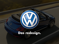 Volkswagen Website Redesign