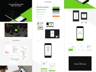 Basil on Behance