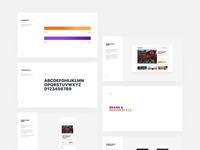 Community iOS App - Design Concept Slides