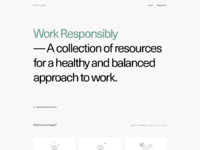Workresponsibly dribbble 01 ales nesetril full