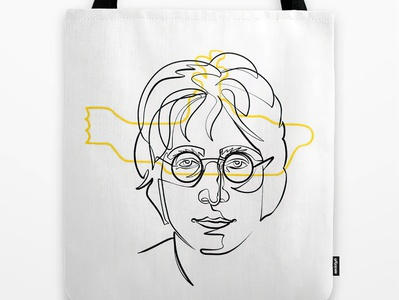 Society 6 Bag Wirh My Art