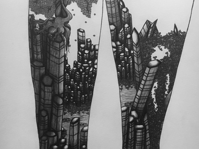 Mike's Tattoo Sleeve Part 1