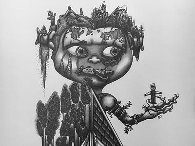 Toxic Dollhouse