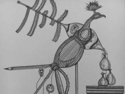 The Wooden Peacock Who Paid Our Debt of Sin