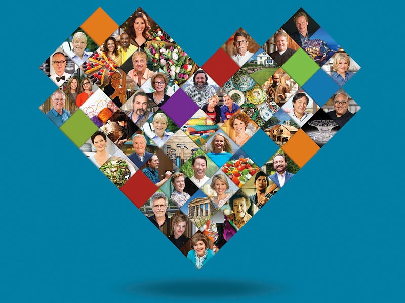Viewers Love Create social media graphic digital graphic marketing kit marketing annual report offerkit brand print design layout graphic  design design