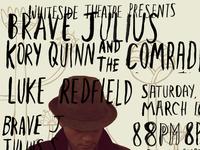 Brave Julius Poster