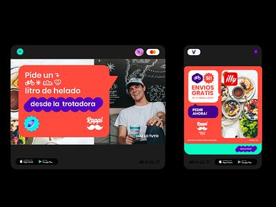 RAPPI™ Brand Book 2.0 language app ecommerce smart platform digital uxdesign uidesign rappi