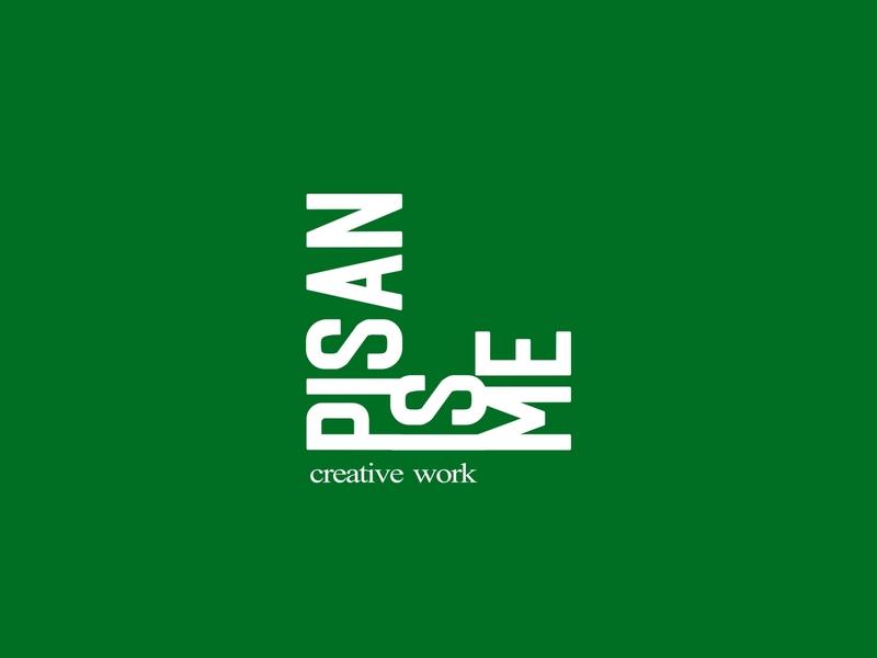 LogoPISANISMECREATIVEWORK
