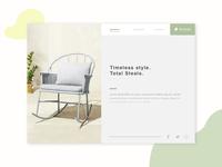 Furniture prototype