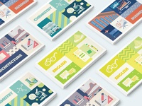 University Postcard Design