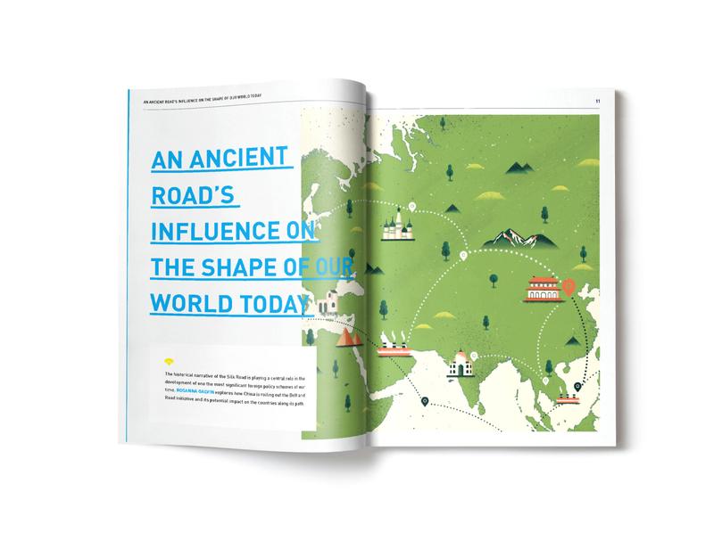 Brochure Design graphic design graphic university illustration branding design