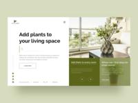 Van Hauser Webpage Concept