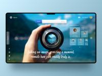 Capture - Stock Images Webpage Concept